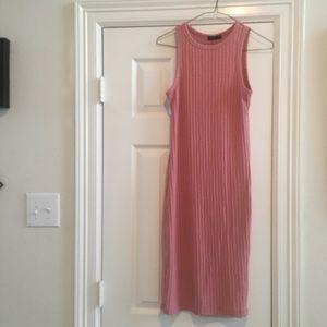 Cotton- on tennis shoe dress